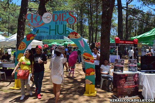 baguio klite foodies at the hub