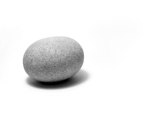 Fotografia em palavras: Pedra