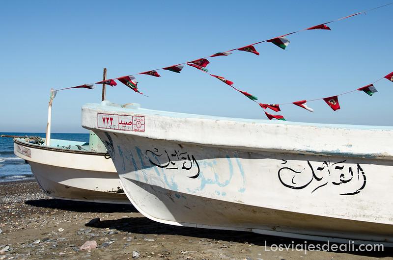 vida cotidiana en Omán