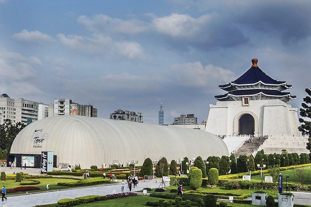 Nike N+TC Tour TPE 於3月14 15日在台北中正紀念堂舉辦