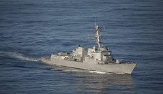 USS Michael Murphy (DDG 112) file photo. (U.S. Navy/MC2 Daniel M. Young)