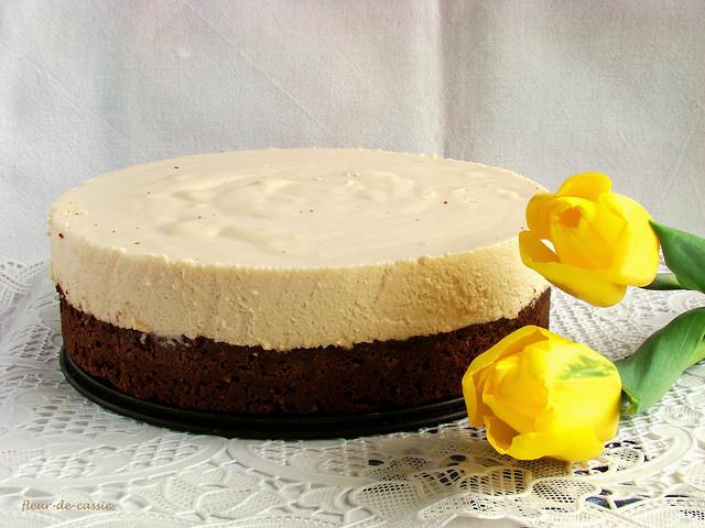 шоколадно-имбирный торт 2