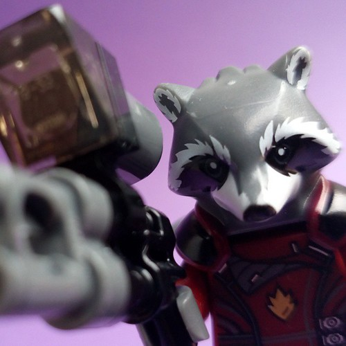 Aint No Thing Like Me Except Me - Rocket Raccoon