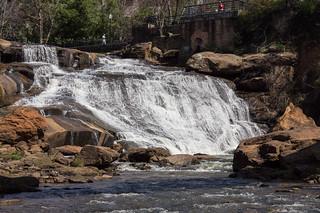 Reedy River Falls - 2