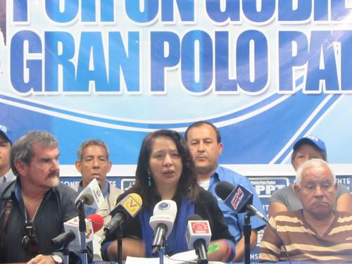Ilenia Medina: Maduro debe decretar una alerta temprana.
