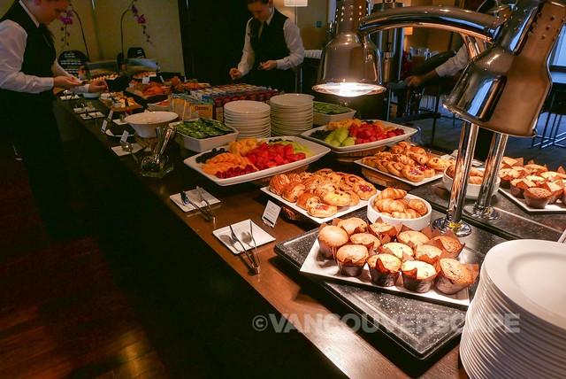 Sandy McGill breakfast at Fairmont Pacific Rim-2