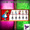 [ free bird ] Wonderland Spoon Set Ad