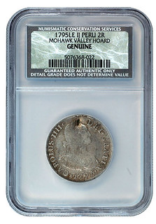 THE MOHAWK VALLEY HOARD COINS