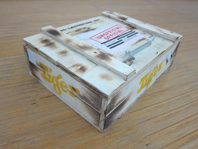 Tiger Beer Crate
