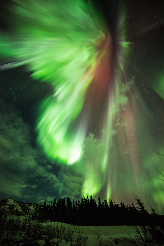 Explosiones interestelares espectaculares: tormentas geomagnéticas