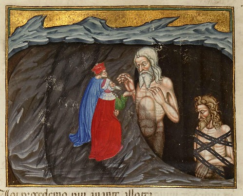 015-Ms 2017- L'Enfer de Dante…1401-1500-Folio 361r- Bibliothèque nationale de France