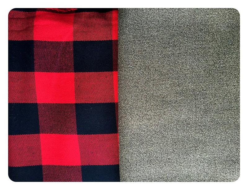 Steve fabric haul