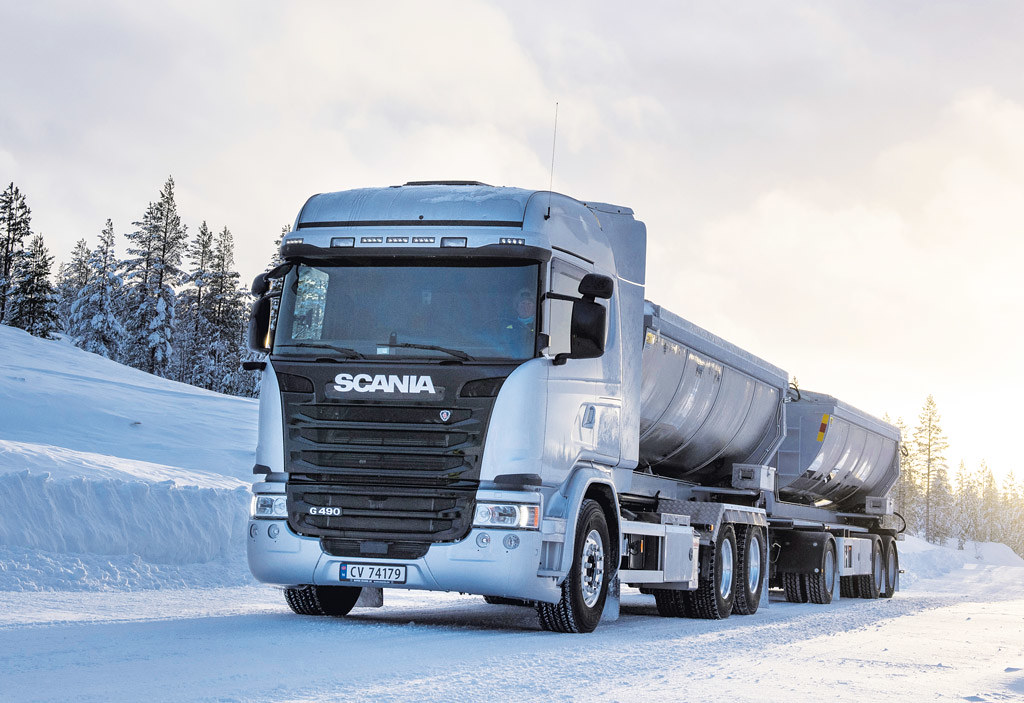 Scania G 490 6x2
