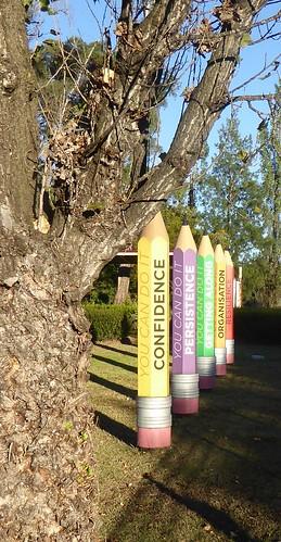 1P Drummond pencils 826