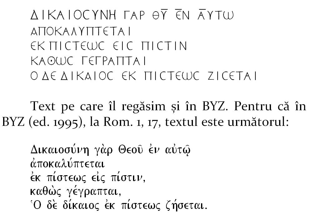 Rom. 1, 17