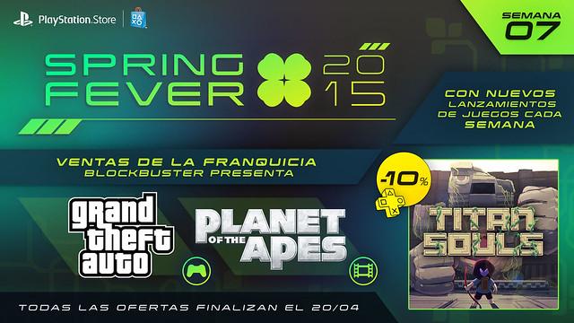 Spring Fever - Week 7 - Spanish/LATAM