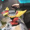 #PowerRangers #DinoCharge #toys #Bandai #WorldToyTour #NewYork #ToyFair
