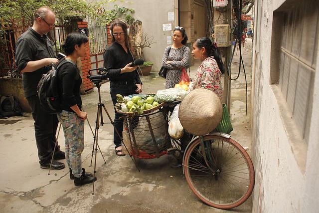 Arrival Cities: Hanoi