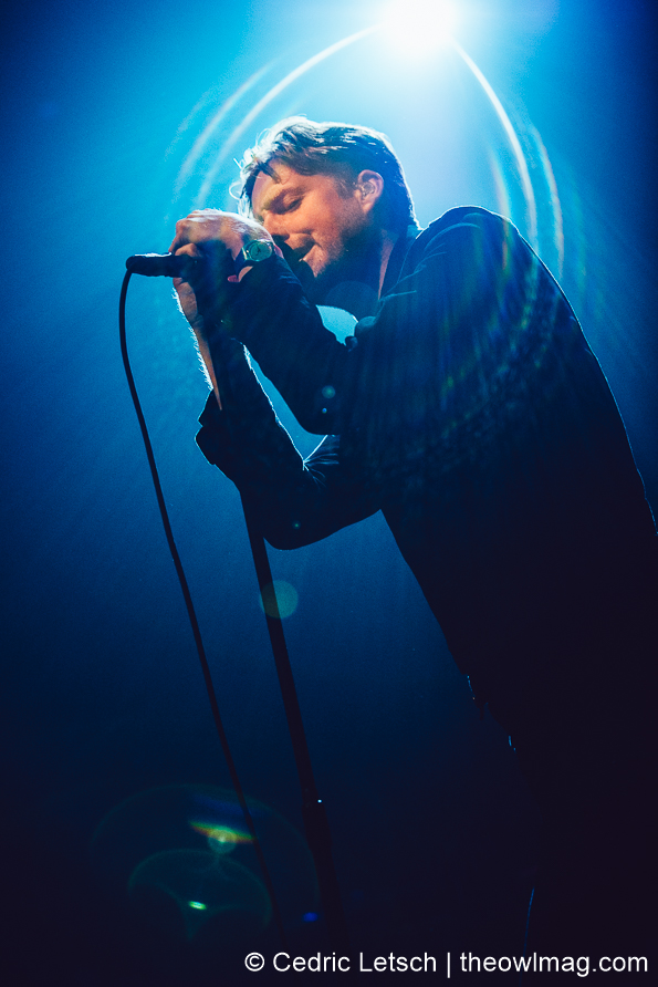 Kaiser Chiefs @ Regency Ballroom, SF 4/24/2015