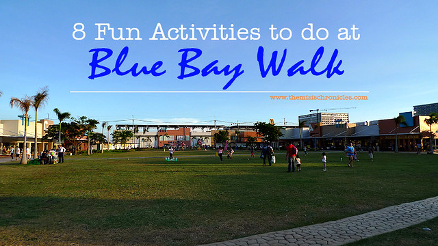 8 Fun Activities to do at Blue Bay Walk