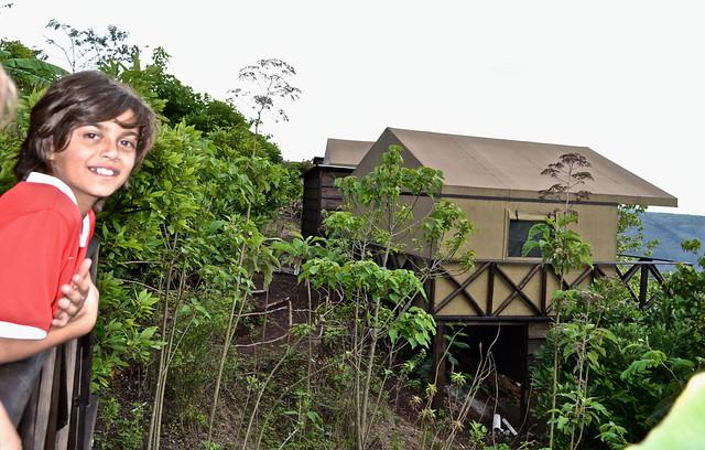luxury camping - Green Rush Nature Park, Guatemala
