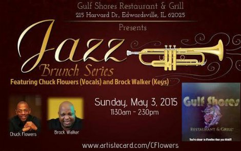 Gulf Shores Jazz Brunch 5-3-15