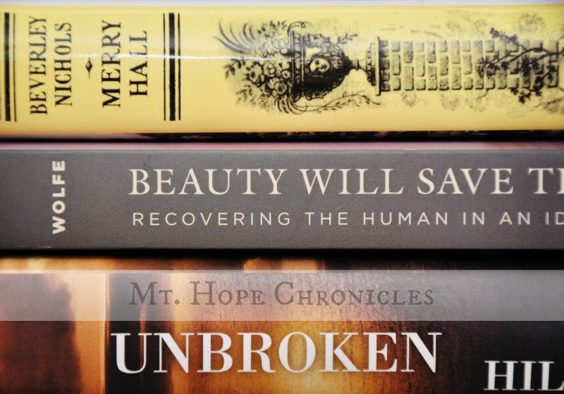 Book Challenge April Update @ Mt. Hope Chronicles