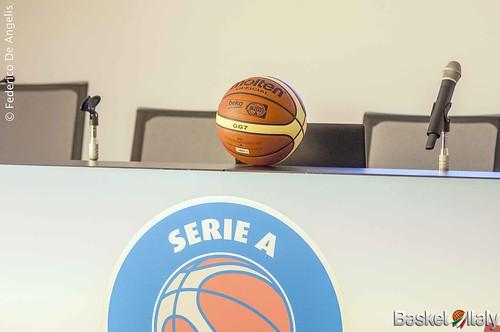 Presentazione playoff & Lega Basket Awards