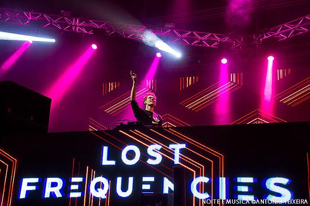 Lost Frequencies - Meo Marés Vivas '16