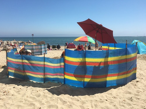 Fort Windbreak, Avon Beach