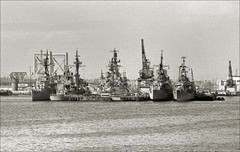 Long Beach Naval Shipyard, 1965