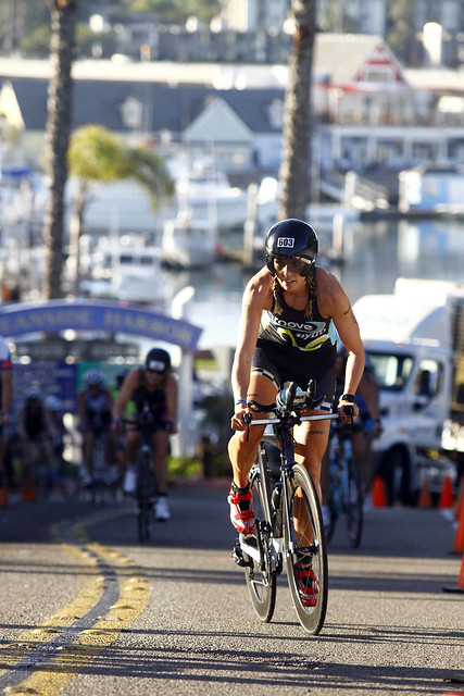 Oceanside 70.3 bike