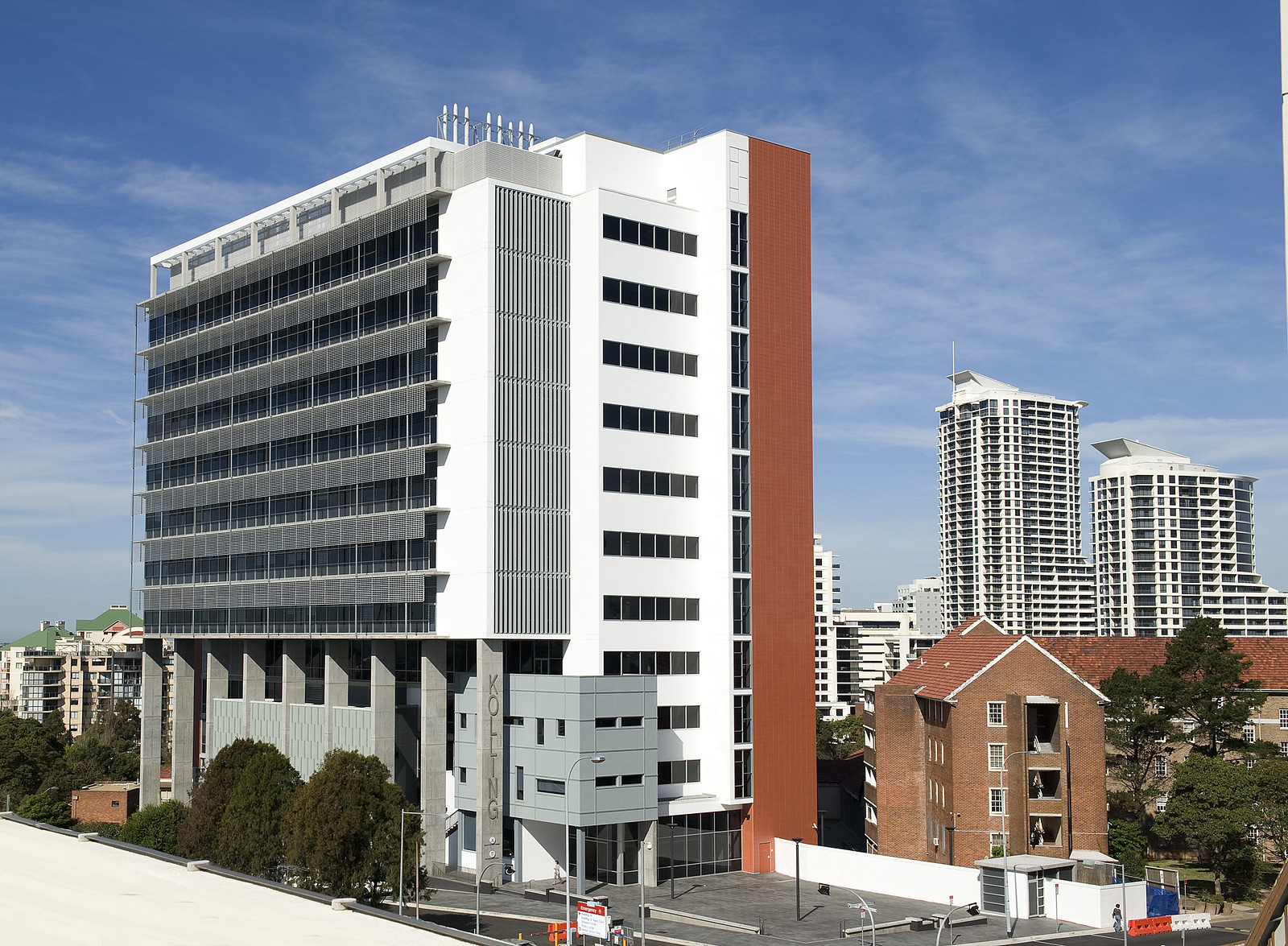 Kolling Research And Education Building, NSW