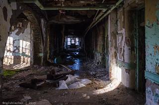 Greystone Lunatic Asylum - LVI