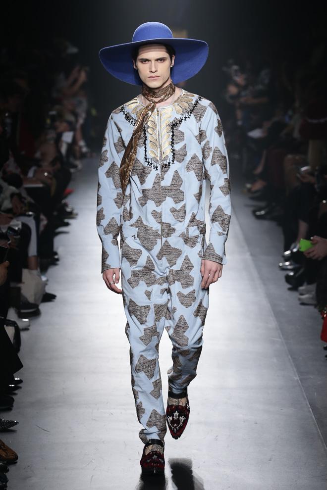 FW15 Tokyo DRESSCAMP122_Arthur Daniyarov(fashionsnap.com)