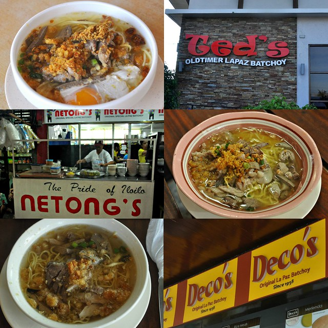 FoodPrints Batchoy Wars
