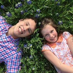 Pictures in bluebonnets is a spring time requirement in Texas. Just doing my parental duty. #texas #atx #bluebonnets #spring #nativetexans