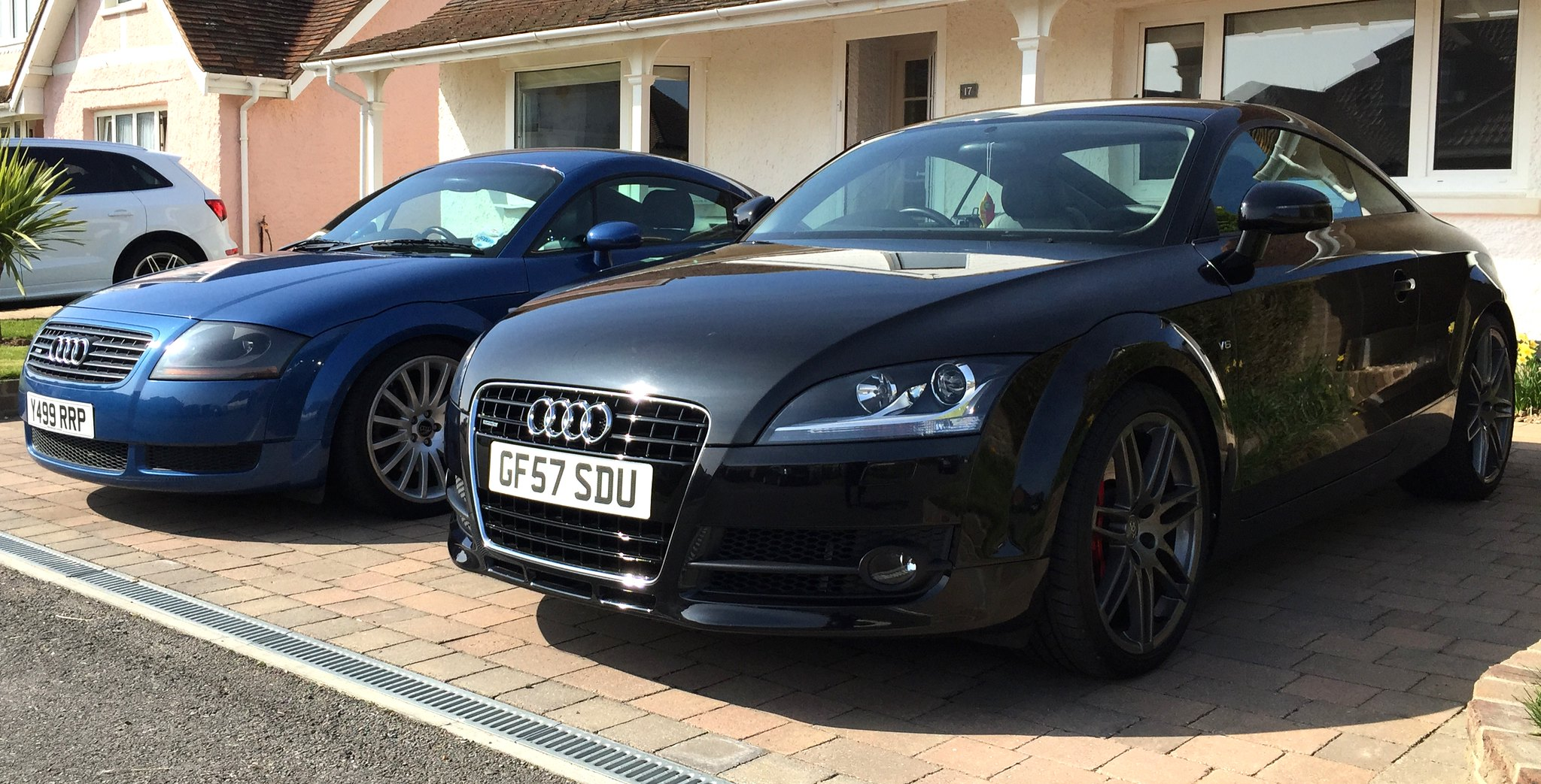 the audi tt forum view topic hello mk2 goodbye mk1. Black Bedroom Furniture Sets. Home Design Ideas