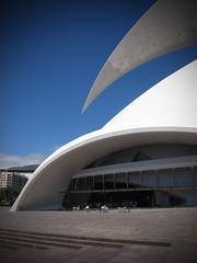 "Auditorio de Tenerife ""Adán Martin"" | Santa Cruz de Tenerife | Santiago Calatrava"