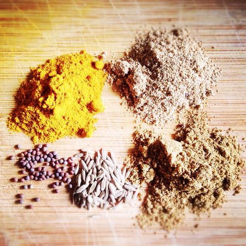 Spicy, Indian, Potato, Cauliflower, Aloo Gobi, dry curry, vegetarian, curry, vegetable,  印式干, 咖喱, 土豆, 烩, 花椰菜, recipe