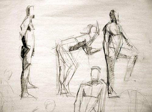 PNCA : CE : Figure Drawing: Anatomy & Gesture