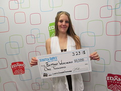 Brittany Weatherly - $1,000 Lights Camera Cashword
