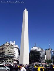 Avenida Nueve de Julio - Buenos Aires, Argentina