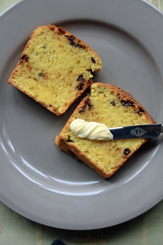 cornish saffron cake