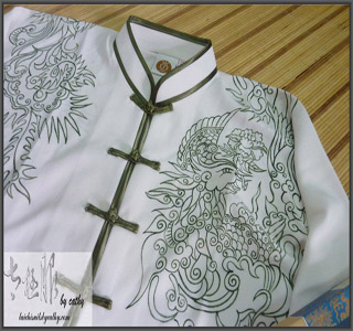 Imported Jacquard Cotton Tai Chi Suits/Meditation Suits