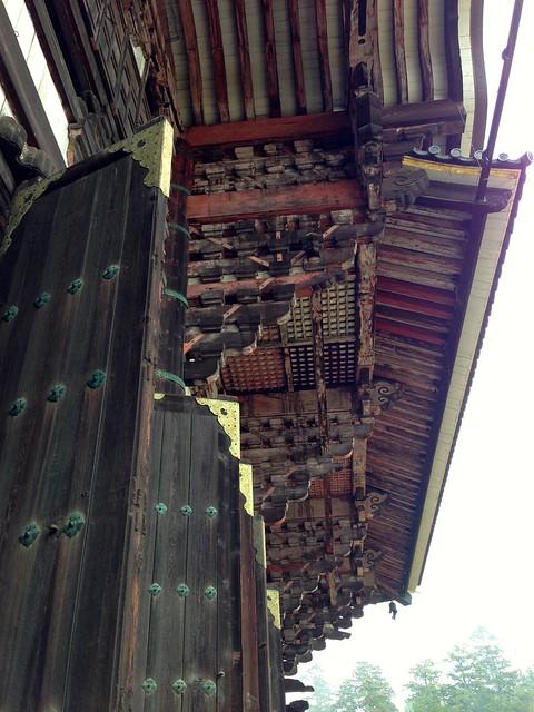 Daibutsuden architecture
