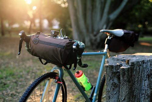 FAIRWEATHER - Handle Bar Bag