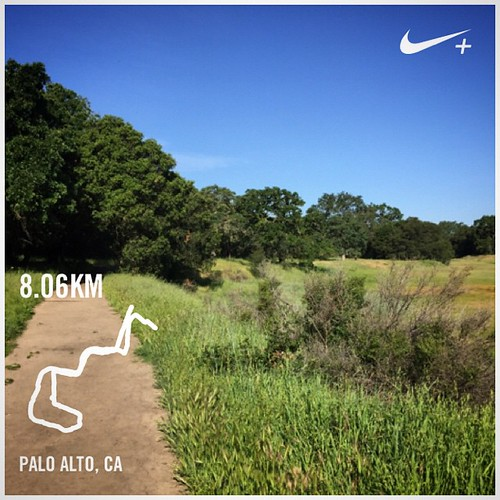 Cali running
