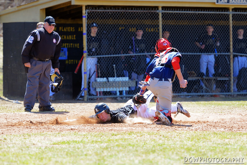Foran Vs. Law - Varsity Baseball