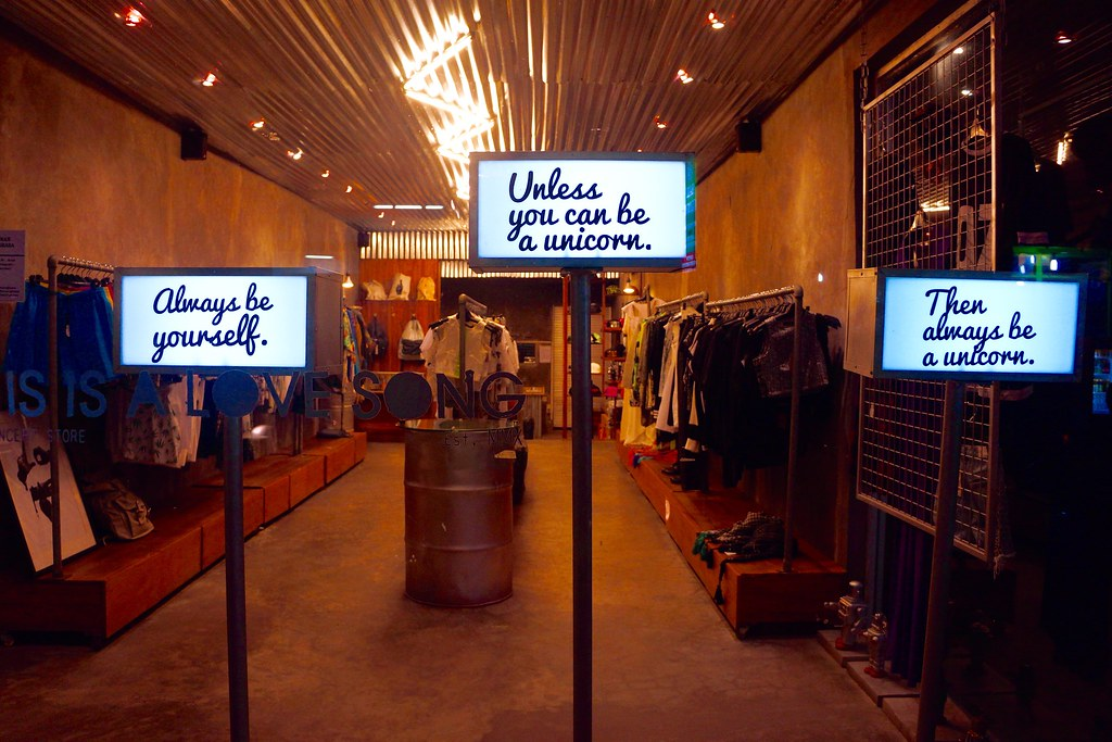 Seminyak Boutique Shopping